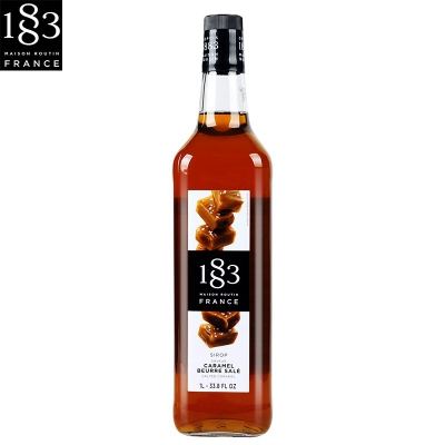 1883 Caramel Flavored Syrup