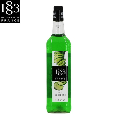 1883 Cucumber Flavored Syrup